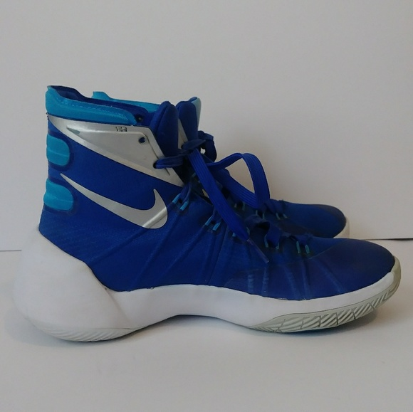 newest dd3c0 2667a Nike Hyperdunk 2015 Blue Basketball Shoes 6.5. M 5bdc8b073c98440a969b369d